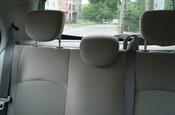 Nissan Micra podczas obmiaru
