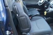 Honda Civic VII podczas obmiaru